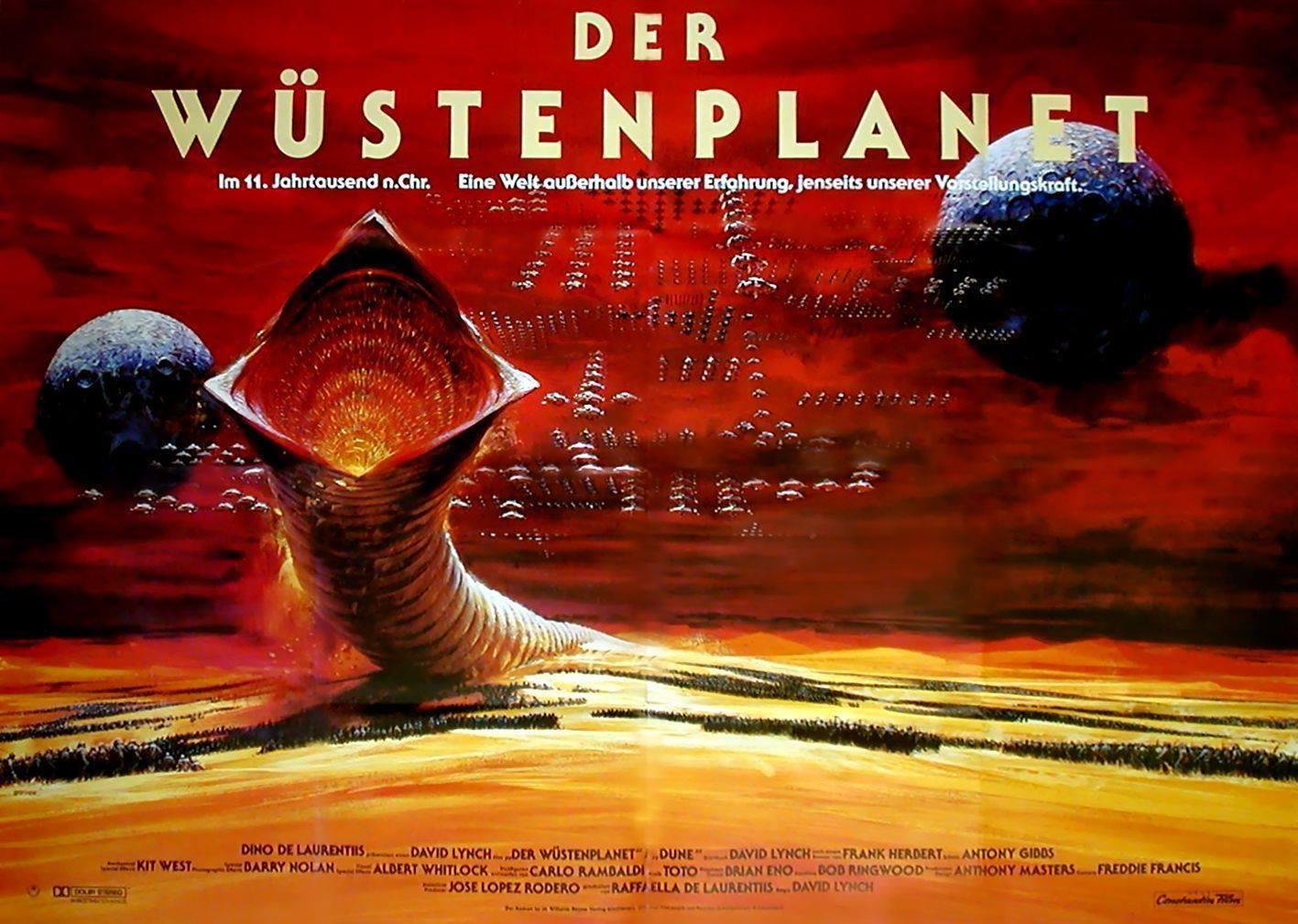 Dune Der Wüstenplanet 2000 Stream