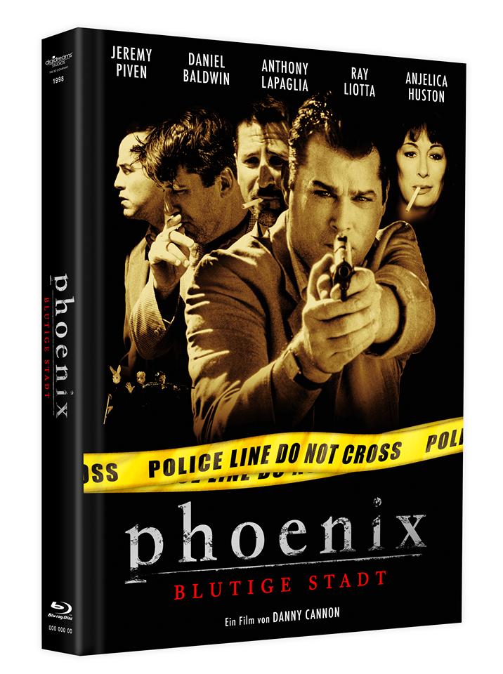 Phoenix Blutige Stadt